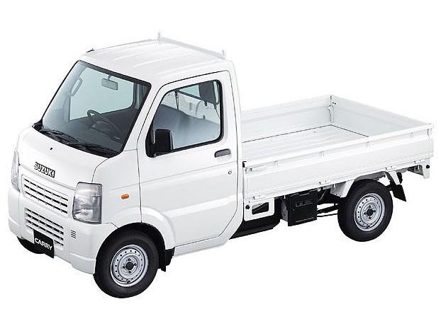 軽トラックのレンタカー